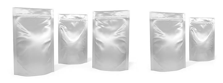 Bolsas de Aluminio